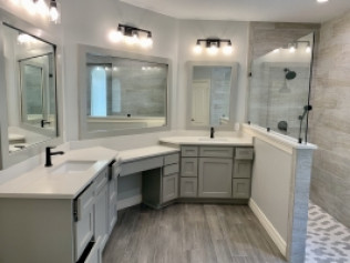 Master Bathroom Remodels